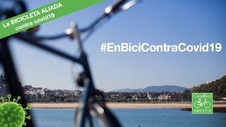 #EnBiciContraCovid19