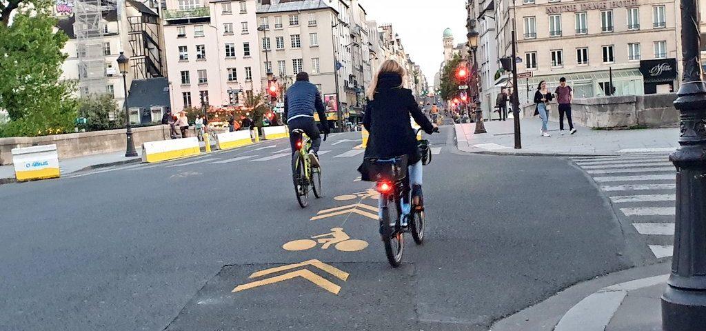 Pacto hacia la movilidad saludable, segura y sostenible en Córdoba.