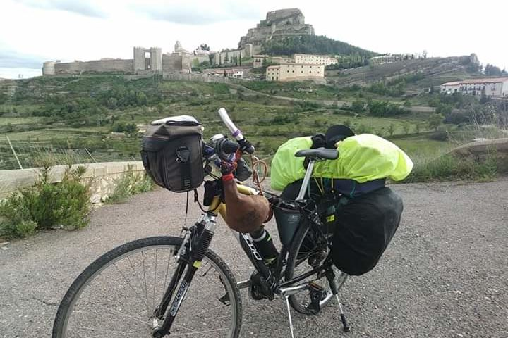 Un paseo en bicicleta por el interior del país EuroVelo1