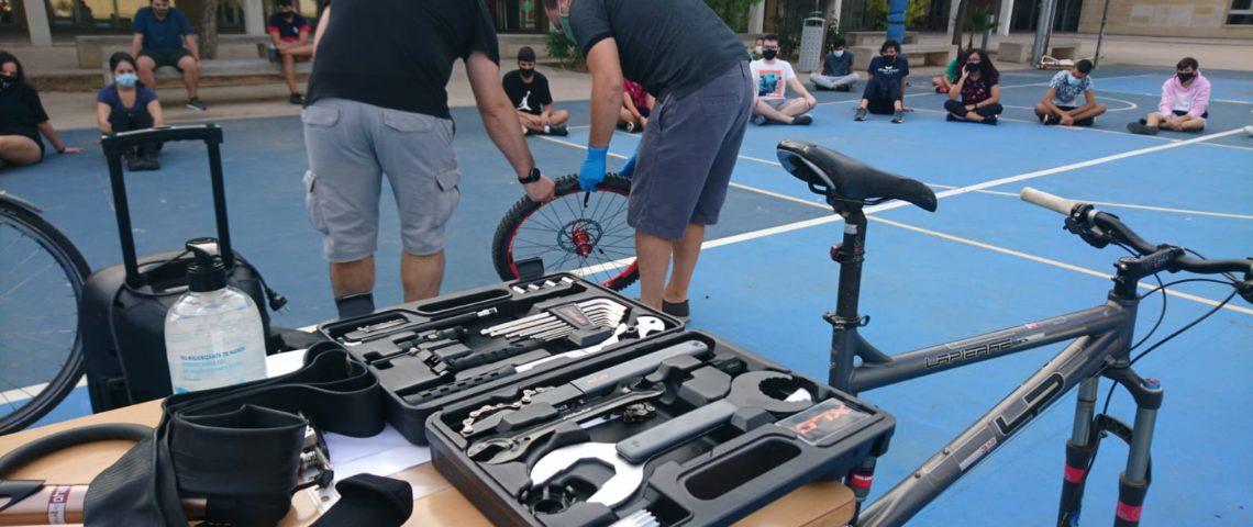El mantenimiento de bicicletas reconocido como cualificación profesional