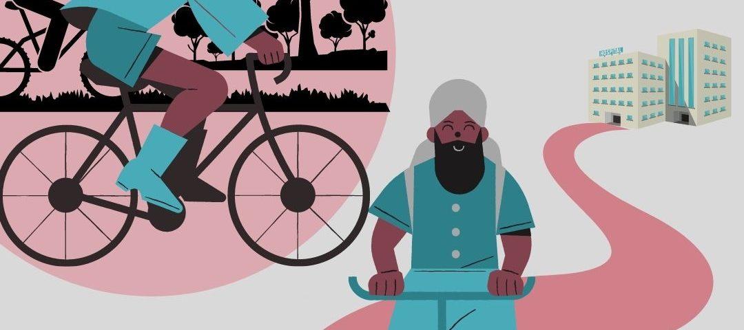 Beneficios en salud de la bici