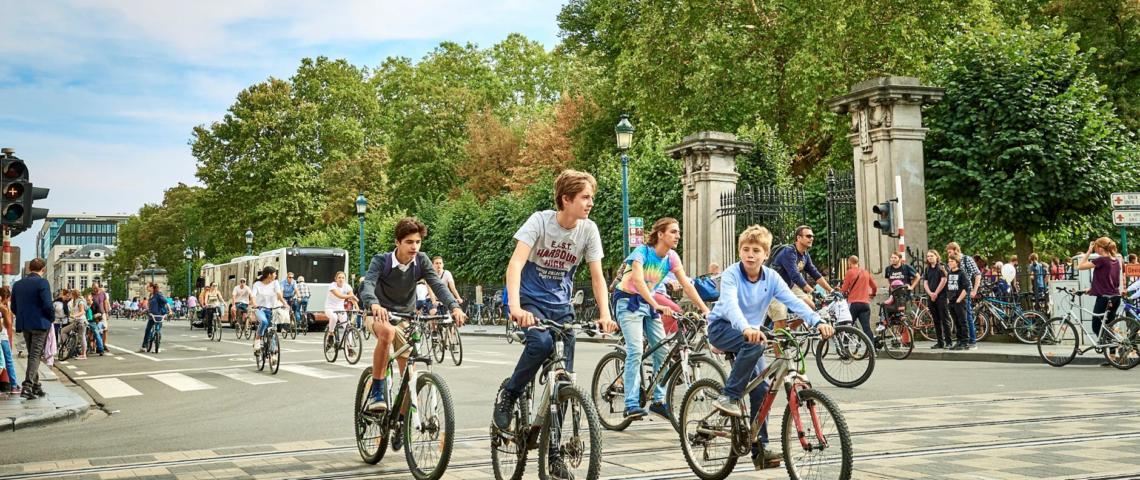 Guía de Buenas Prácticas en Seguridad de la  Bicicleta